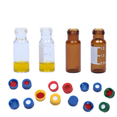9mm 2ml Wide Opening Screw Vials
